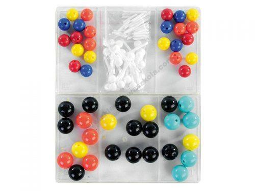 AM1864 Komplet za učenike - 104 osnovna elementa za lik molekularne građe