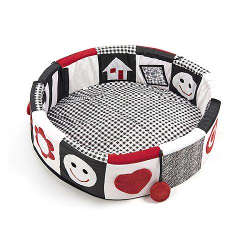 EY04101 Podmetač od tkanine s ogradicom za bebe