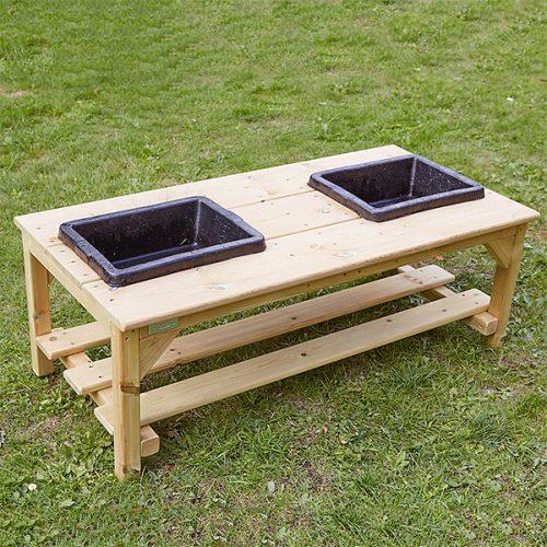 EY10504 Drveni stol za istraživače