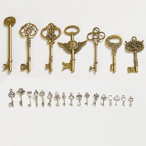 EY10617 Tajanstveni antički ključevi