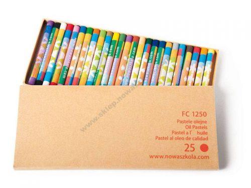 FC1250 Uljne pastele 25 boja