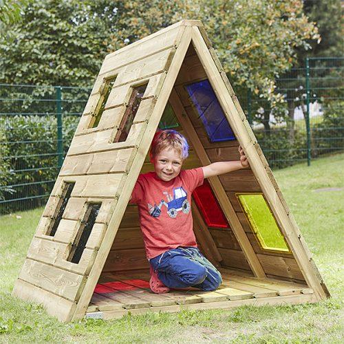 FU10346 Mala drvena trokutasta soba
