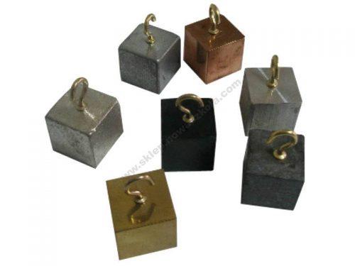 HG0410 Komplet metalnih blokova gustoće s udicom