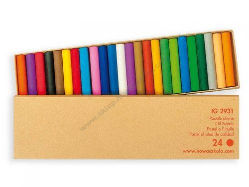 IG2931 Uljne pastele XL 24 boje