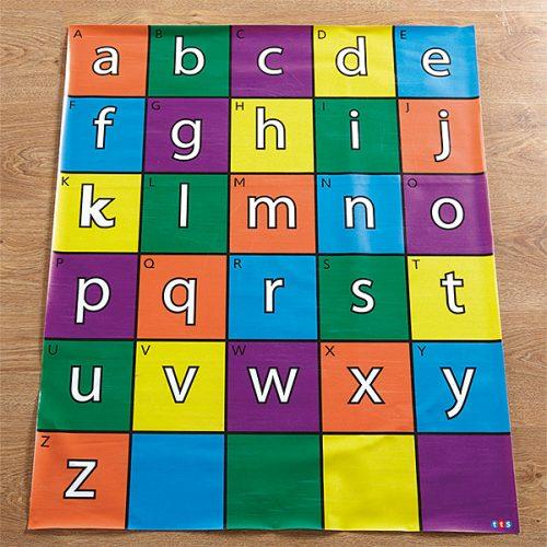 IT00853 Bee-Bot - Prostirka abeceda