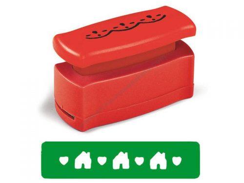 KE0012 Igračke za udaranje oznaka na rub - Kuće