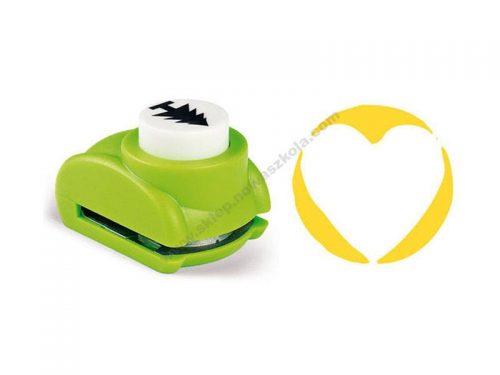KE2516 Igračke za udaranje oznaka ø 2,5 cm srce