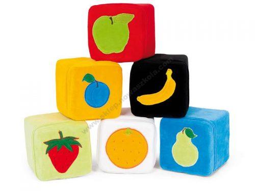 NS2116 Komplet šarenih kocaka voća