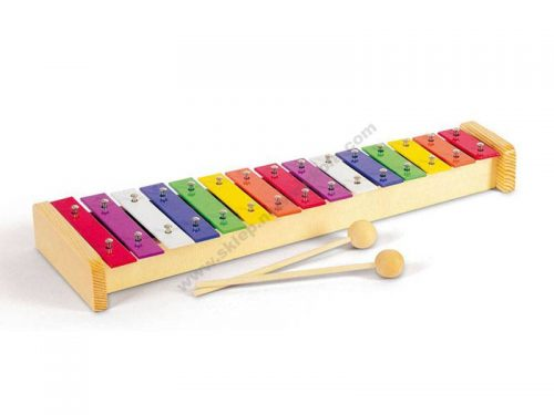 NT9701 Metalni ksilofon
