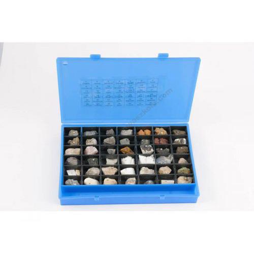 QH0039 Minerali - komplet likova
