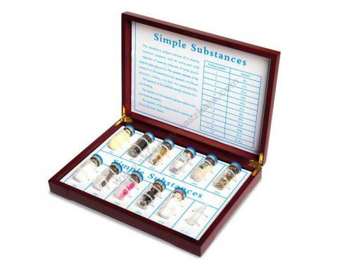 RV0304 Jednostavni paket uzoraka kemijskih elemenata