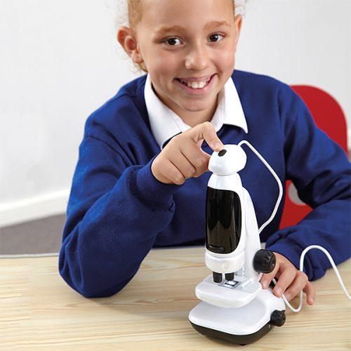 SC00586 Digitalni mikroskop