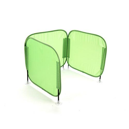 SD12552 Stolni paravan - zeleni