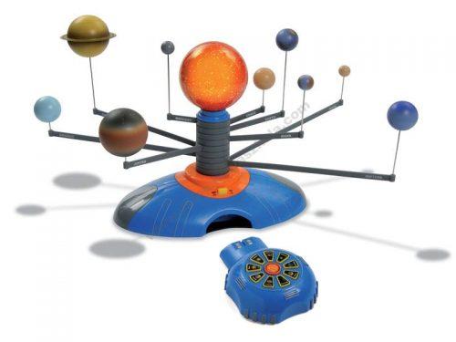 VO8500 3D lik Sunčevog sustava